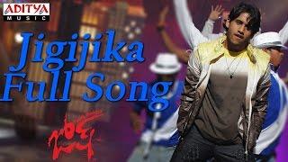 Jigijika Full Song ll Josh Movie ll Naga Chaitanya, Karthika - ADITYAMUSIC