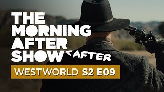 Westworld's Man In Black is lost and we explain why: Season 2 Episode 9 - CNETTV