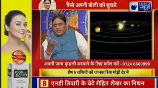 Astrology Tips to Improve Language, कैसे दूर करें बोली दोष, Today 17 April 2019 Horoscope - ITVNEWSINDIA