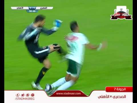 ملخص مباراة المصري 2 - 2 الأهلي | الجولة 7 - الدوري المصري
