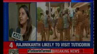 Tamil Nadu: Police resorts to lathicharge after crowd gathers in front of Tuticorin hospital - NEWSXLIVE