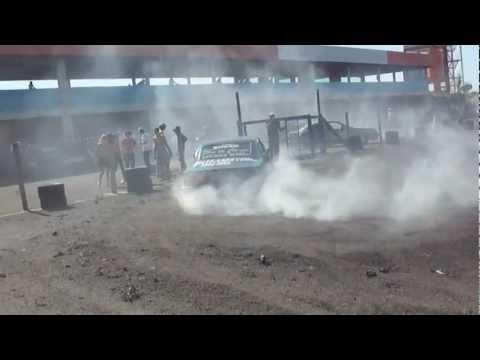 Quarta Verde Manobras De Carros Maneuvers Cars Autodromo De Campo Grande MS