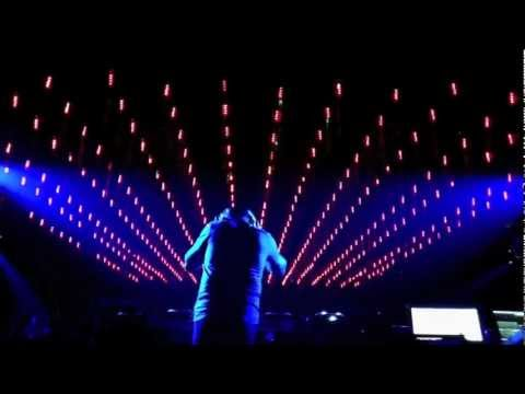 SWAY Night Club, Taiwan - Impressive Lighting Design