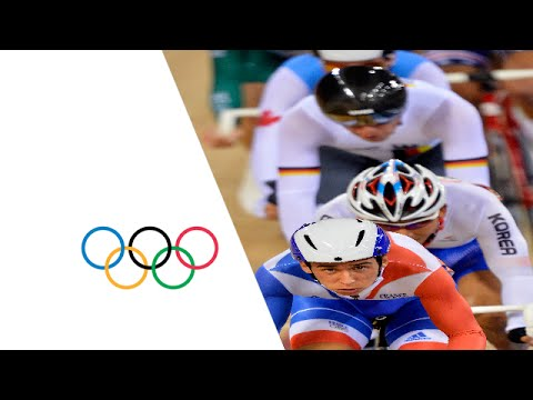 Cycling Track Men s Omnium 15km Scratch Race Full Replay London 2012 Olympic Games