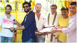Vishwak sen New Movie Paagal Launch | Rana Daggubati | Dil Raju | TFPC - TFPC