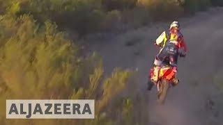 Dakar rally 2018: Toughest race in motor sport ends - ALJAZEERAENGLISH