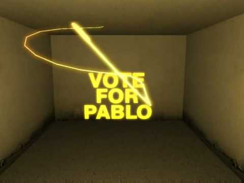 Test Vote For Pablo
