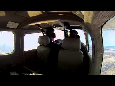 Cessna Cardinal 177 N370S KCOS PYNON FSHRR GOSIP FL125 from KCOS to KALS part one