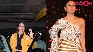 Anushka Sharma's sporty look | Kareena Kapoor Khan's gorgeous avatar | Style today - ZOOMDEKHO