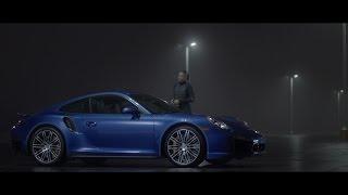 شاهد: ماريا شارابوفا بطلة إعلان جديد لبورشه 911 Turbo S