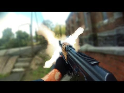 Call of Duty | Nazi Zombies in Real Life (FPS)