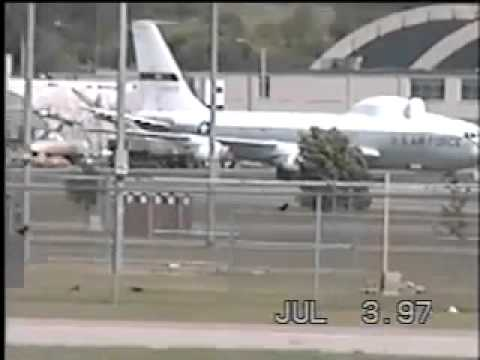 Tacit Blue Mystery airplane, Experimental Laser Plane Aurora  YouTube
