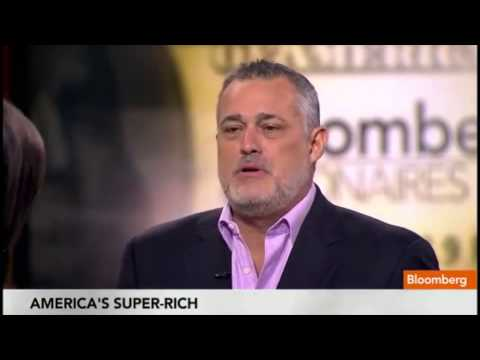 "Bloomberg TV & Frederique Constant. ""Super Rich people"""