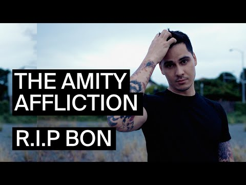 D At Sea | RIP Bon | The Amity Affliction | Acoustic Cover