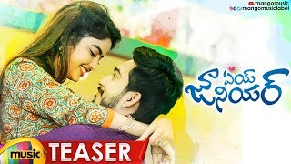 AEY JUNIOR Movie TEASER | Ayush | Shirin | Mani Chandana | Latest Telugu Teasers 2019 | Mango Music - MANGOMUSIC