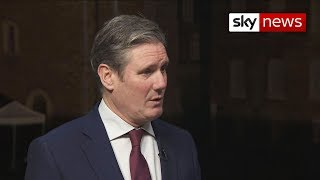 Shadow Brexit Sec: Triggering a vote of no confidence is a 'question of when not if' - SKYNEWS