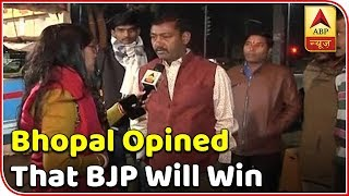 BJP will win, say Bhopal residents - ABPNEWSTV