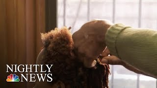 NYC Bans Discrimination Based On Hairstyles In Groundbreaking Legal Guidelines | NBC Nightly News - NBCNEWS