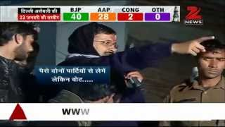 EC censures Arvind Kejriwal for poll code violation - ZEENEWS