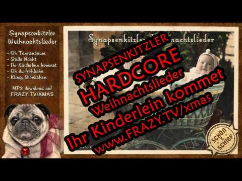 Video screenshot Synapsenkitzler Hardcore Hardstyle Version von Ihr Kinderlein kommet Weihnachtslied