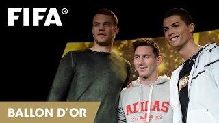 بث مباشر.. حفل توزيع جائزة الكرة الذهبية 2014