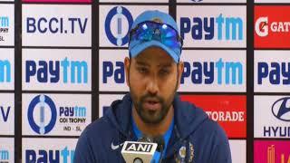 10 Dec, 2017 - Cricket - Stand-in skipper Sharma eyeing strong start against Sri Lanka - ANIINDIAFILE