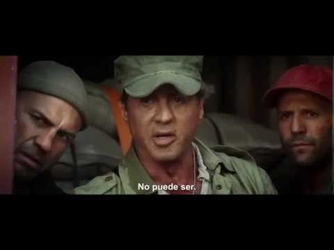 Los Indestructibles 3 (The Expendables 3) Trailer 2