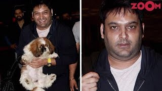 Kapil Sharmas Shocking Transformation While He Was Snapped At The Airport - ZOOMDEKHO