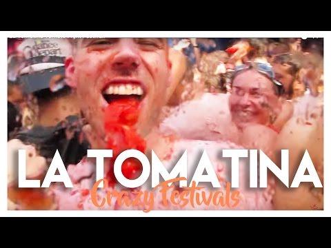 LA TOMATINA 2011 TOMATO FESTIVAL