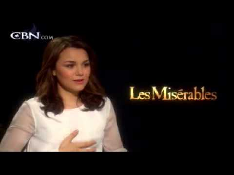 "Meet ""Les Miserables"" Newcomer Samantha Barks - CBN.com"