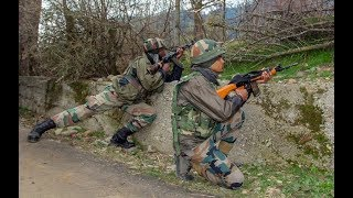 Pakistan violates ceasefire again in Jammu's  at Kamal Koot and Baramulla district - NEWSXLIVE