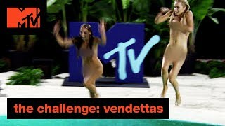 'Pretty Much Naked' Official Sneak Peek | The Challenge: Vendettas | MTV - MTV