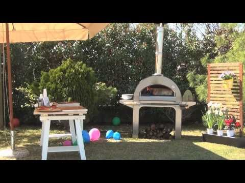Готовые Дровяные печи Alfa Pizza 4 PIZZE