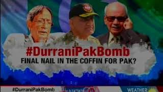 Former ISI chief Asad Durrani pens down that Pakistan was aware about US to nab Osama Bin Laden - NEWSXLIVE