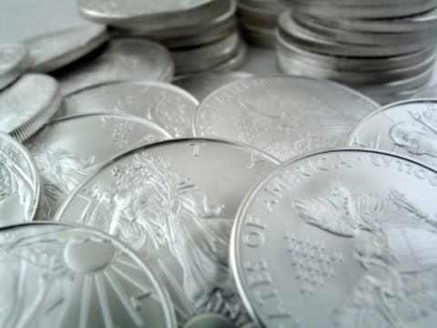 Palladium and Silver: 