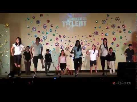 USC-NC Carolinians Got Talent 2012 22-Dance Club