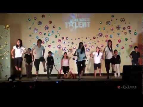 USC-NC Carolinians Got Talent 2012 22-Dance Club