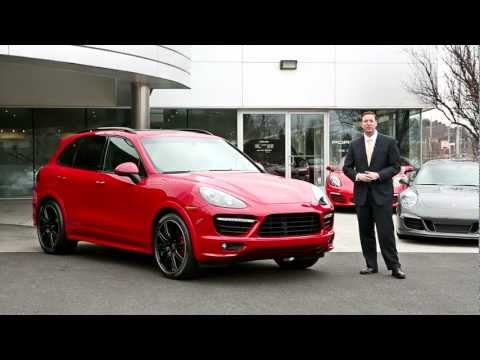 2013 Porsche Cayenne GTS: Porsche of The Main Line