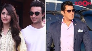 'Loveratri' Stars Watch Film's Teaser In Mumbai | 'Race 3' Becomes Biggest Opener Of 2018 & More - ZOOMDEKHO