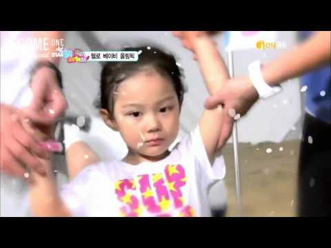[B1SS] 120824 Hello Baby Season 6 with B1A4 - Episode 5 (1/4)