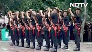 राजकीय सम्मान के साथ अटल जी की अंतिम विदाई - NDTVINDIA