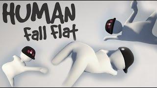 Human : Fall Flat - Сюжетный Режим в Gang Beasts (прохождение на русском) #1