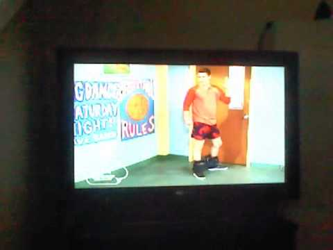 Saggin Pants Sketch from So Random on Disney Channel
