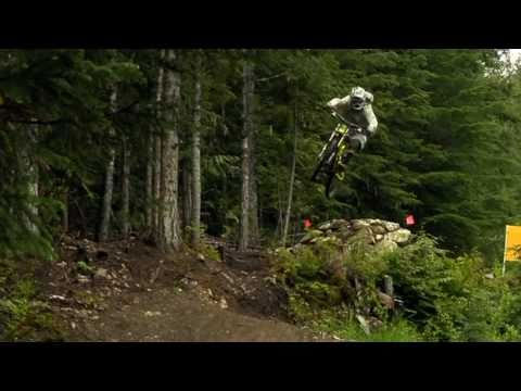 Gnarly Freeride/Downhill Mountain Bike Video