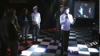 Мастер класс танца рок-н-ролл школа танцев МАРТЭ 2012