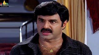 Narasimha Naidu Movie Scenes | Balakrishna Slaps Simran | Telugu Movie Scenes | Sri Balaji Video - SRIBALAJIMOVIES