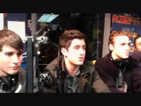 Big Time Rush USTREAM with JoJo January 12, 2012--PART 5