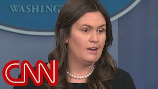 Sarah Sanders responds to EPA barring reporters - CNN