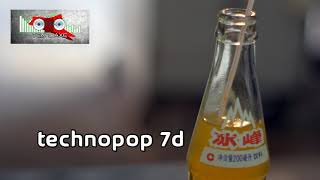 Royalty Free Technopop 7d:Technopop 7d