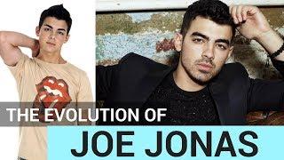 The Evolution Of Joe Jonas - HOLLYWIRETV